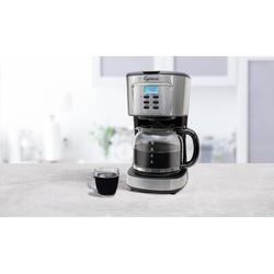 Capresso 12 Cup Programmable Coffee Maker in Brown/Gray, Size 14.0 H x 10.5 W x 7.5 D in | Wayfair 416.05