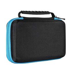 Protective Carrying Case Travel Bag Storage Bag Carry Case Travel Size Essential Bag Organizer for Switch, Deluxe Protective Travel Carry Case Pouch Fit with Boxes Accessory