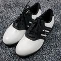 Adidas Shoes   Adidas Golf Tour Traxion Shoes Men'S Sz 5   Color: Black/White   Size: 5