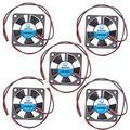 WINSINN 35mm Fan 12V Dual Ball Bearing Brushless 3510 35x10mm - High Speed (Pack of 5Pcs)