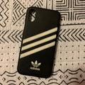 Adidas Accessories | Adidas Iphone Xxs Phone Case | Color: Black | Size: Os