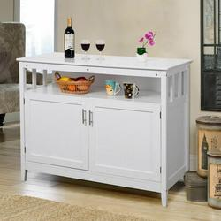 Red Barrel Studio® Jaxx 2 Door Accent Cabinet Wood in White, Size 38.5 H x 44.9 W x 20.1 D in | Wayfair 1FCEACAF2FA9462CBE3402BCD88827AC