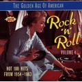 The Golden Age Of American Rock & Roll, Vol. 4 Import Edition by Golden Age of American Rock 'N Roll (1997) Audio CD