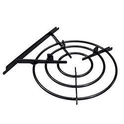 Uniflasy Roadtrip Swaptop Steel Stove Grate for Coleman Roadtrip Grills and Swaptop Accessories