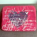 American Eagle Outfitters Accessories   American Eagle Outfitters Graphic Laptop Case   Color: Pink   Size: Os