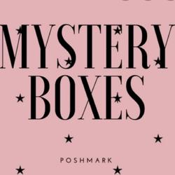 Nike Other   Athletic Mystery Box For Reselling!   Color: black   Size: Os