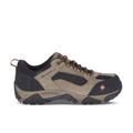 Merrell Men's Moab Onset Waterproof Comp Toe Work Shoe, Size: 9, Walnut