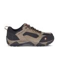 Merrell Men's Moab Onset Waterproof Comp Toe Work Shoe, Size: 12, Walnut