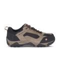 Merrell Men's Moab Onset Waterproof Comp Toe Work Shoe, Size: 7.5, Walnut