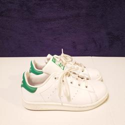 Adidas Shoes | Adidas Originals Stan Smith Casual Shoes Kids | Color: White | Size: 2bb