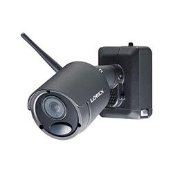 Lorex LWB6801W Indoor/Outdoor 1080p Wire-Free Accessory Camera for Battery Powered, Audio, 140 Ultra Wide Angle, New Battery & Refurbished Camera Body, Camera Only (Renewed)