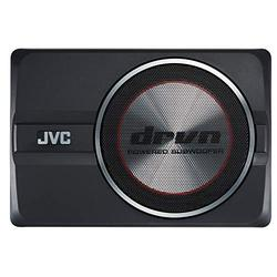 """JVC Mobile Drvn A Series 8"""" 250W Powered Subwoofer Speaker Surround Kit (JVCCWDRA8)"""