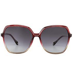 ZENOTTIC Polarized Sunglasses for Women Vintage Oversized Square Sun Glasses Ladies Shades UV400 Protection