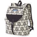 KAVU Satchel Pack Rucksack Travel, Hiking Backpack - Pyramid Stack