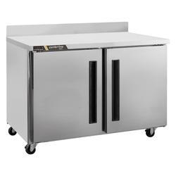 "Centerline by Traulsen CLUC-48R-SD-WTLR 48"" Worktop Refrigerator w/ (2) Sections, 115v"