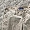 American Eagle Outfitters Jeans   5$15 Aeo Tan Khaki Favorite Trouser Pants 4   Color: Tan   Size: 4