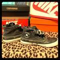 Converse Shoes   (Rare) Mens Converse Allstar Boat Shoe Hi-Top   Color: Black/Gray   Size: 8