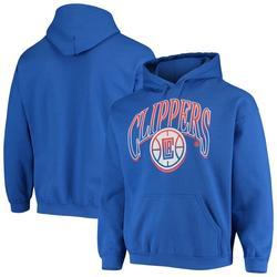 """""""Men's Junk Food Royal LA Clippers Hometown Pullover Hoodie"""""""