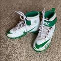 Nike Shoes | Nike Soccer Shoes | Color: Green/White | Size: 12b