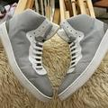 Nike Shoes | Men'S Size 11.5 Nike Smooth Stepper Euc Shoes | Color: Gray/White | Size: 11.5