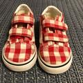Vans Shoes | New Vans For Toddler Girl | Color: Red/White | Size: 6bb