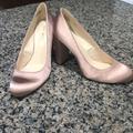 Nine West Shoes | Dress Shoes | Color: Gold | Size: 6.5