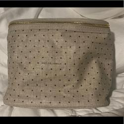 Kate Spade Bags | Kate Spade Insulated Out To Lunch Lunch Bag | Color: Black/Tan | Size: Os