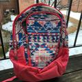 The North Face Bags | North Face Pink And Blue North Face Backpack | Color: Blue/Pink | Size: Os
