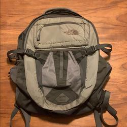 The North Face Bags | North Face Recon Backpack - Gray | Color: Gray | Size: Os