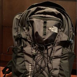 The North Face Bags | North Face Backpack Northface ( Black ) | Color: Black/Gray | Size: Os