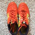 Nike Shoes | Nike Mens Indoor Soccer Shoes | Color: Orange/Yellow | Size: 8