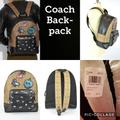 Coach Bags | Coach Snow White Backpack | Color: White | Size: Os