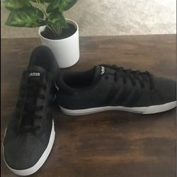 Adidas Shoes | Mens Adidas Casual Shoes | Color: Black | Size: 9