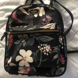 Kate Spade Bags   Kate Spade Small Bradley Backpack   Color: Black   Size: Os
