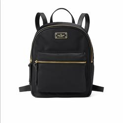 Kate Spade Bags | Kate Spade Small Bradley Backpack | Color: Black | Size: Os