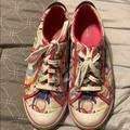 Coach Shoes | Coach Shoes | Color: Green/Pink | Size: 9.5