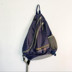 Disney Bags   Disney Cruise Line Castaway Club Backpack   Color: Black/Blue   Size: Os
