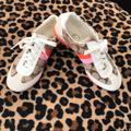 Coach Shoes | Coach Walking Shoes Style Is Joss# Q293 | Color: Orange/Pink | Size: 7