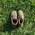 Vans Shoes | Forest Green Vans Size 8.5 Mens Shoe Ultracush | Color: Green/Tan | Size: 8.5
