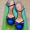 Kate Spade Shoes | Kate Spade Shoes | Color: Blue | Size: 5.5