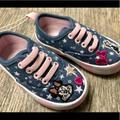 Disney Shoes | Disney Gym Shoe | Color: Blue | Size: 6bb