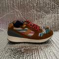 Polo By Ralph Lauren Shoes   New Polo Ralph Lauren Train 100 Casual Shoe   Color: Brown/Red   Size: 9.5