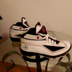 Converse Shoes | Converse Wade Sneakers | Color: Black/Red | Size: 9