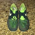 Nike Shoes   Nike Solarsoft Moccasin Mens Shoe   Color: Blue/Green   Size: 12