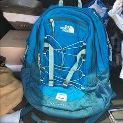 The North Face Bags   North Face Bookbag   Color: Blue   Size: Os