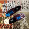 Vans Shoes | Mlb Vans Customs | Color: Black/White | Size: Various