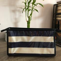 Kate Spade Bags | Kate Spade Medium Heddy Cosmetic Case | Color: Blue/White | Size: Os