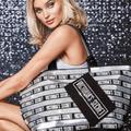 Victoria's Secret Bags   Nwt Victoria Secret Large Tote W Wrislet   Color: Black/Silver   Size: Tote Bag Size 16 Hx 7 Lx 15 W