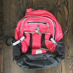 The North Face Bags | North Face Recon Backpack | Color: Black/Pink | Size: Os