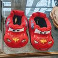 Disney Shoes   Disney Pixar Cars Slippers   Color: Red   Size: 5-6